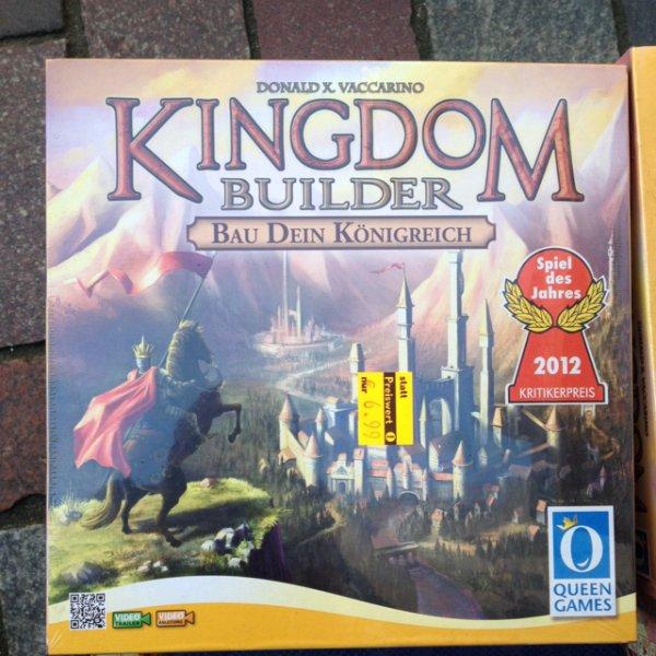 (Lokal Rostock) Kingdom Builder bei Hugenduvel