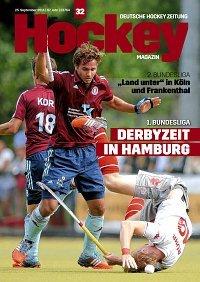 1 Ausgabe der Zeitschrift Deutsche Hockeyzeitung (Keine Kündigung notwendig)