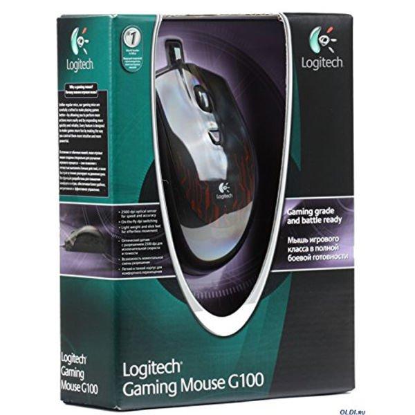 "Logitech™ - Gaming Mouse ""G100"" (Laser-Sensor,2500dpi,USB) für €12,76 [@Zavvi.com]"