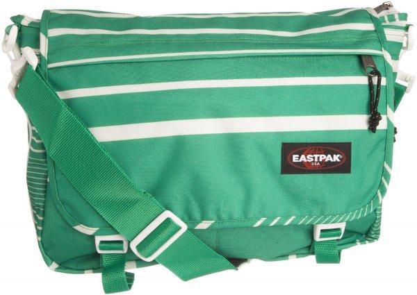 Amazon Prime: Eastpak Schultertasche Delegate  Farbe: Green Band für 22,90 €