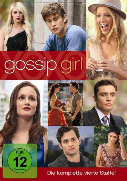 Serienstaffeln (DVD) für je 7,29€ bei Amazon: Gossip Girl 1 - 4, Columbo, One Tree Hill 7 + 8, Magnum