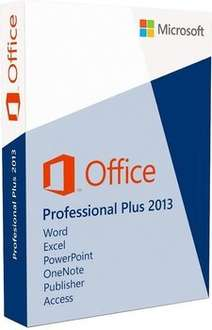 [rakuten] Microsoft Office 2013 Professional Plus (2PC) 53,90€ idealo 69,99€