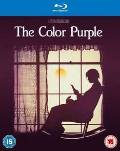 Blu-ray - The Color Purple (Die Farbe Lila) für €5,49 (15 Prozent auf alle Blu-rays) [@Wowhd.se]