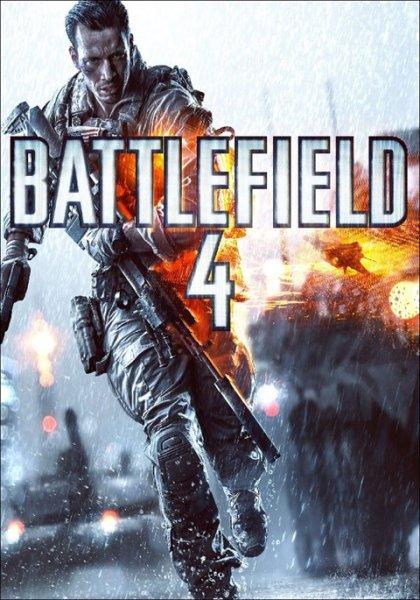 Battlefield 4 PC mit Code für £8.49 (11,25€)