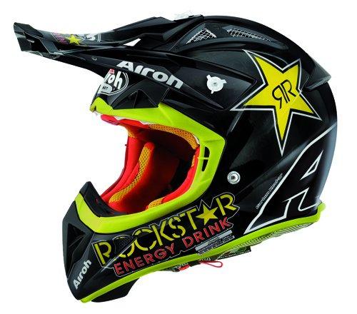 AIROH Aviator 2.1 Motocross Helm mit Motocross Enduro Jahres-ABO