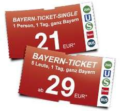 "Partyzug ""Regionalexpress"" zur Wiesn: Hin- & Rückfahrt nur ca. 7€ pro Person!"