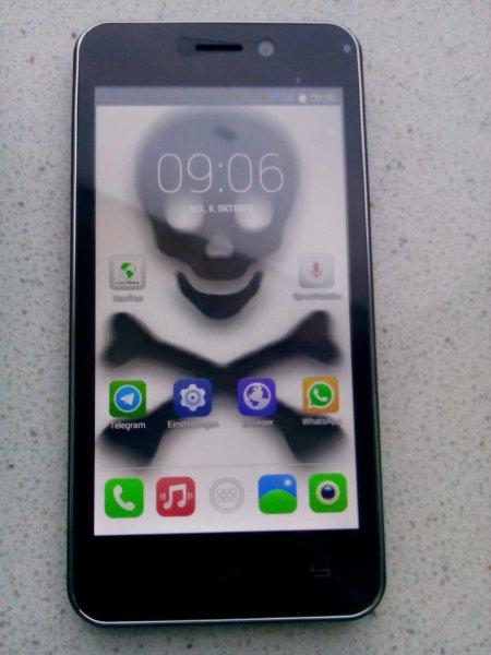 Smartphone Dogee dg800 Comebuy, China Dual SIM 4,5`IPS Quadcore 13 MP
