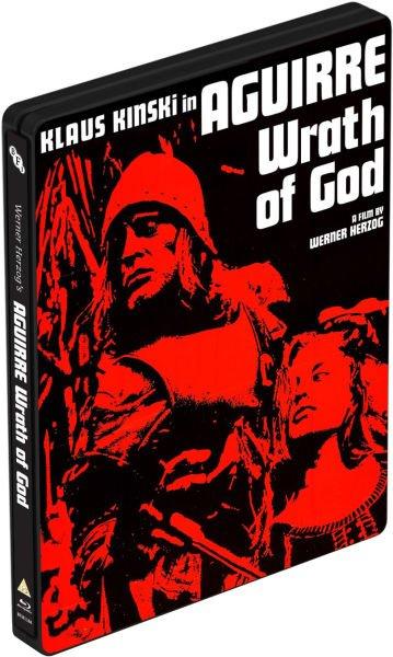 Aguirre, der Zorn Gottes - Limited Edition (Steelbook Blu-ray) für 12,99€ @Zavvi.com