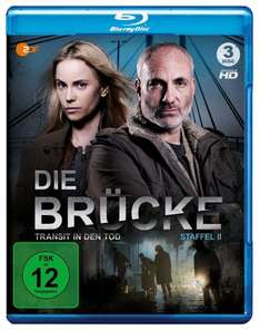 [Amazon-Prime] Die Brücke - Transit in den Tod - Staffel 2 [Blu-ray]