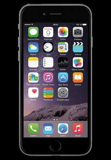 iPhone 6 Spacegrau 128GB (Vodafone Sim-Lock) im Vodafone Smart XL JL für 1227,51€