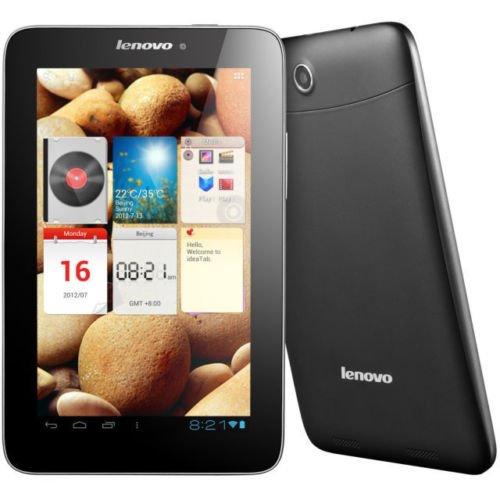 "Lenovo IdeaTab A2107 17,8 cm/7"" Tablet 1 GHz 1GB 16GB NEU mit 3G für 59,99€ @ eBay"