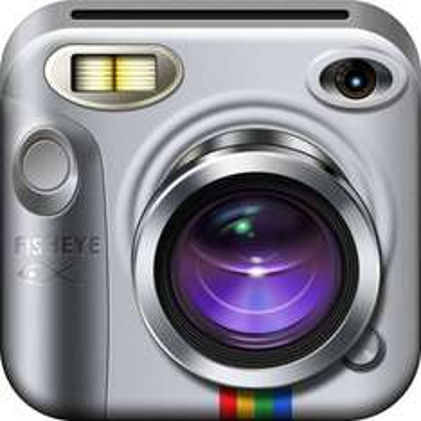 [iOS] InstaFisheye