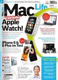 Mac Life 11.2014 Heft-CD KOSTENLOS DOWNLOADEN!!!