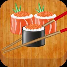 [IOS] How to Make Sushi - Photo Cookbook FREE statt 1,79€