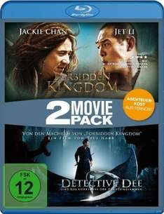 [Amazon Prime] 2 Movie Packs für je 4,97 € [Blu-ray]