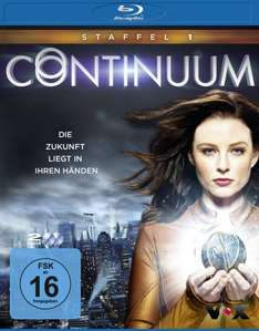 Continuum - Staffel 1 [Blu-ray] für 9,97€ @Amazon Prime