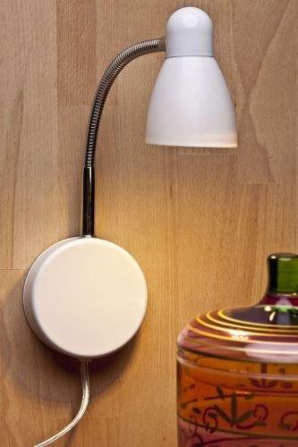 LED Bettleuchte weiß B-Ware