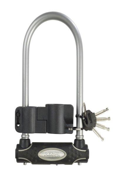 Fahrradschloss: Master Lock Bügelschloss 8195COLW in grau direkt bei Amazon für 21,00 EUR (+ 3,00 EUR Versand für nicht Prime Kunden) - Lieferzeit 2 bis 4 Wochen