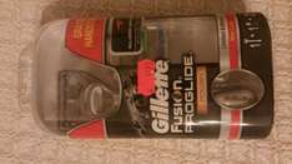 DM Leonberg Gilette Fusion Proglide Power McLaren limited Ed. 3 Rasierklingen und Handstück gratis