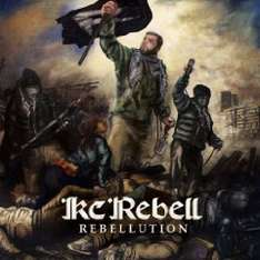 Rebellution (Album) von KC Rebell für 3,99€ @Amazon.de