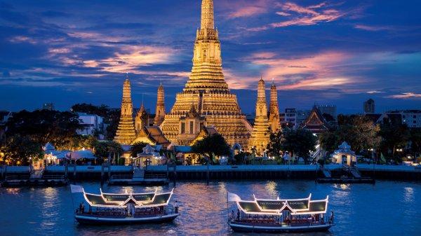 Flug: Berlin-Tegel nach Bangkok im Juni (2015) für 434,65 €