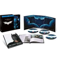 The Dark Knight Trilogy  (5 x Bluray) für 15€ @ Real