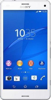 Sony Xperia Z3 compact weiß bei Base für 449,-€