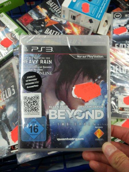[Lokal] Beyond Two Souls für 9,97 € im Saturn Sankt Augustin