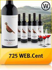 6 Flaschen spanischen Tempranillo + 3 SPIEGELAU-Weingläser gratis