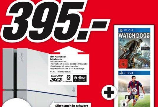 PS4 und Xbox One Konsolenangebote MediaMarkt Neueröffnung Stuttgart