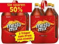 [EDEKA REICHELT] 2x4 Flaschen Mezzo Mix 1,5l für 4,49€ = 0,37€/Liter