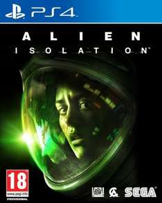 [PS4 + XBOX One] Alien: Isolation - 49,94 € inkl VSK - Bestpreis