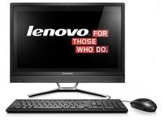 "Lenovo IdeaCentre C470 57328336 für 499€ @ Comtech - 21,5"" All-in-One-PC"