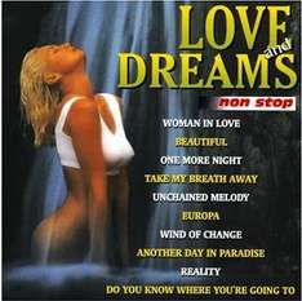 [Google Play] Love Dreams non stop Musik CD - 34 Minuten Weltmusik für 0,99€