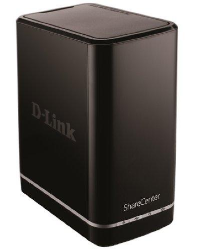 D-Link ShareCenter Cloud DNS-320L Leergehäuse für 59,72 € @Amazon.co.uk