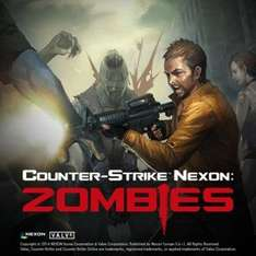(STEAM)  Counter Strike Nexon: Zombies