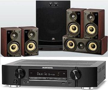 PSB-Speakers Image 5.1 Set + Marantz NR1605 für 989,61 € + 7,50 € Versand bei csmusiksysteme.de