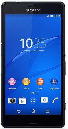"""Happy Day ab 8 Uhr """"microspot.ch"""" Sony Xperia Z3 Compact, schwarz  378,67 €"""