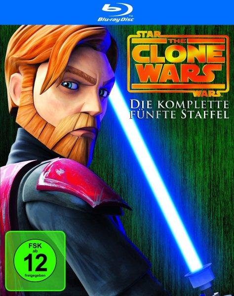 [amazon prime] Star Wars - The Clone Wars Staffel / Season 5 [Blu-ray] 16,97 [DVD] 9,99