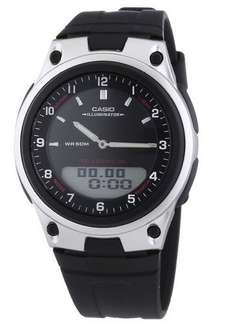 26,40€ Casio Collection Herren-Armbanduhr Analog / Digital Quarz AW-80-1AVES
