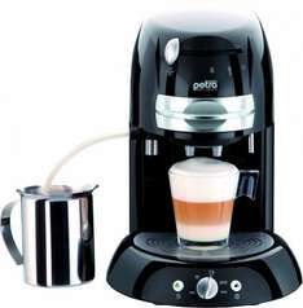 Petra Electric KM 42.17 - KaffeePadAutomat mit Profi-Milchschaumeinheit - Artenso latte @meinpaket 59,90€