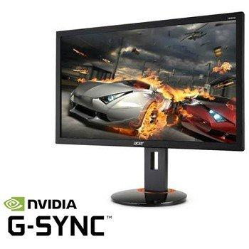 27 Zoll Gaming Monitor mit G-Sync [Acer XB270HA] für 458,95 € bei Alternate