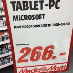 [Lokal Stuttgart] Microsoft Surface 2 RT 32gb