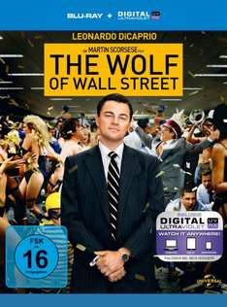 The Wolf of Wall Street [Blu-ray] für 9,97€ bei Amazon.de (Prime)