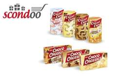 [Edeka,Lidl] Choco Crossies / Choclait Chips mit Scondoo für €0,89