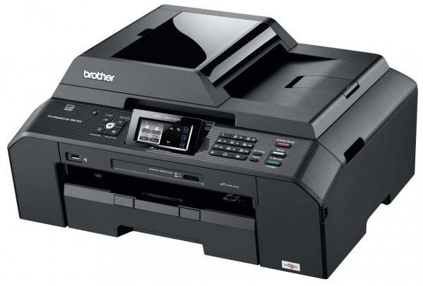 Brother MFC-J5910DW DIN A3 Multifunktionsdrucker mit Patronen ohne Chip @conrad