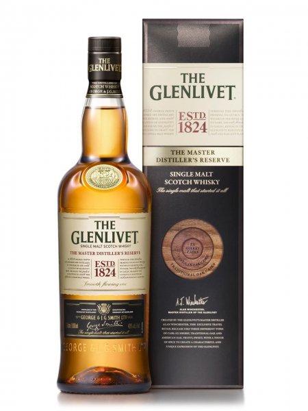 [Lokal] Glenlivet Master Distiller's Reserve Whisky 1L bei Heinemann Duty Free