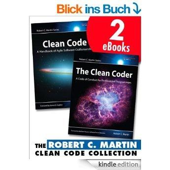 Clean Code und The Clean Coder für Kindle im Bundle für 14,49 €