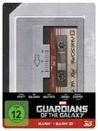 [Blu-ray] Guardians of the Galaxy 3D (Steelbook - Real 3D + 2D) für 21,99€ bei CeDe.de