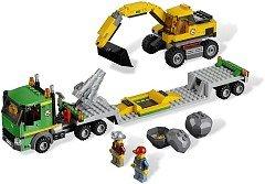 [Lokal Wolfsburg] real Wiedereröffnung: Lego City Grubenbagger 4203